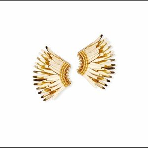 Mignonne Gavigan Madeline Earrings in gold